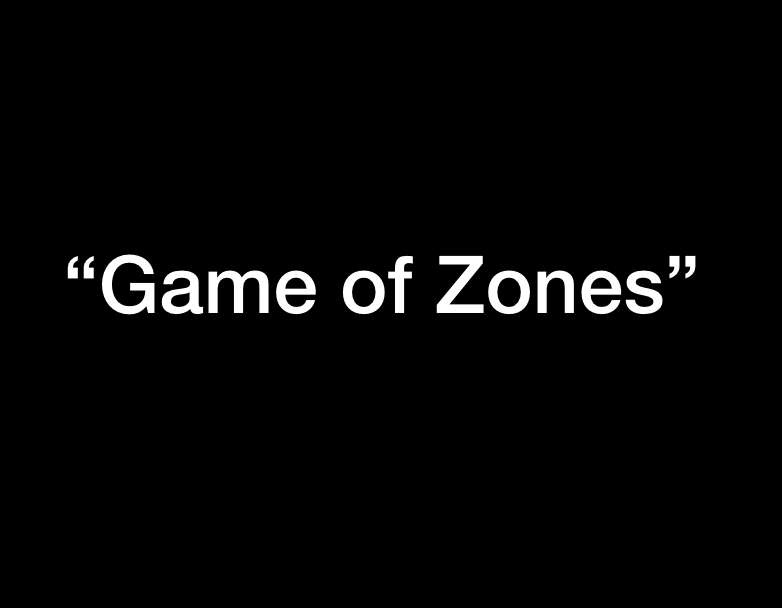The top five game of zones videos ranked