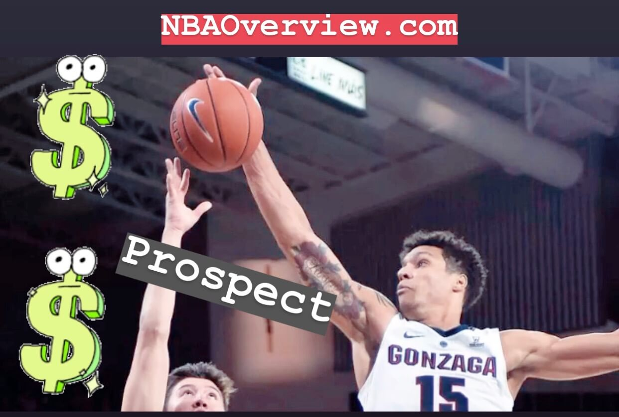 NBA Overview provides a player analysis piece on future draft prospect Brandon Clarke. Clarke is an NBA prospect.