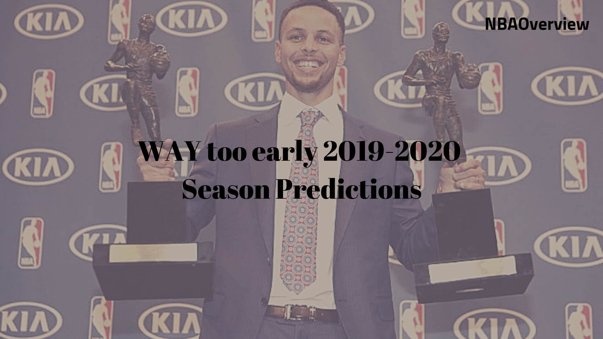Way Too Early Nba Predictions 2019 2020 Season Nba Overview